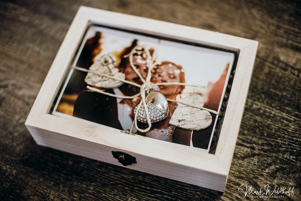 Hochzeitsbilder + USB-Stick | Mark Waldhoff Fotografie