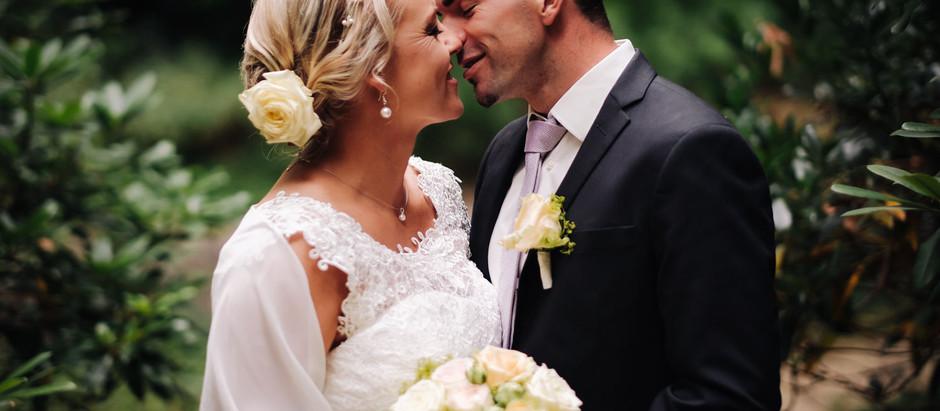 Silvi & Christopher: Standesamtliche Trauung