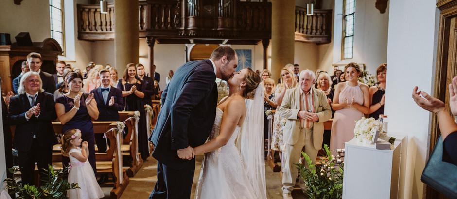 Die Hochzeit von Jil & Marvin im Schloss Herten
