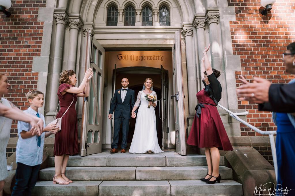 . Hochzeitsreportage
