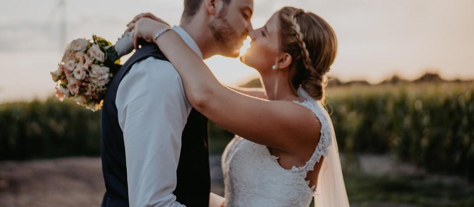 Nicole & Marius | die kirchliche Hochzeit in Herten bei Bauer Südfeld