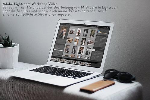 Lightroom-Workshop Video: Anwendung des WLS Preset-Pack Vol. I