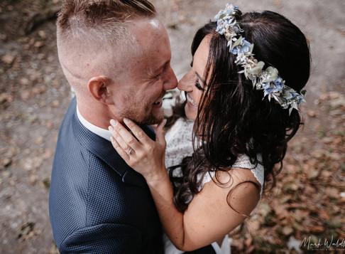 Laura & Tim: standesamtliche Hochzeit in Bochum