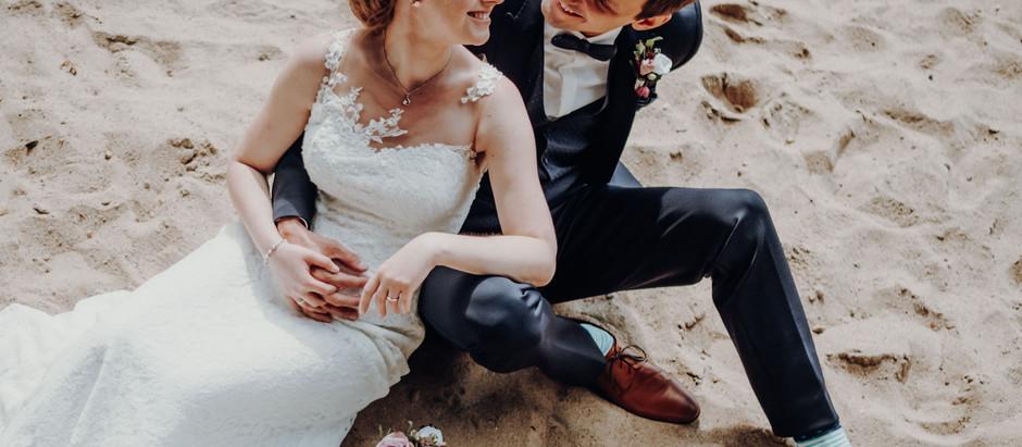 Die Hochzeit von Melanie & Paul