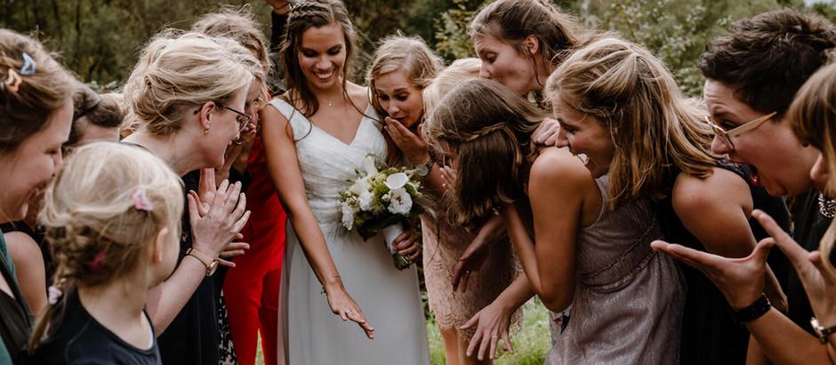 Bernadette & Marco: eine besondere Hochzeit in Hattingen inkl. Highlight-Video