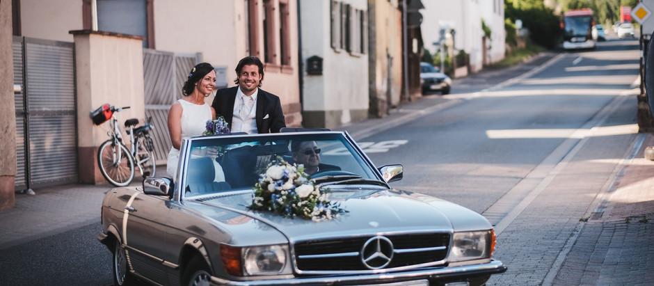 Hochzeitsreportage inkl. Getting-Ready: Iris & Marius