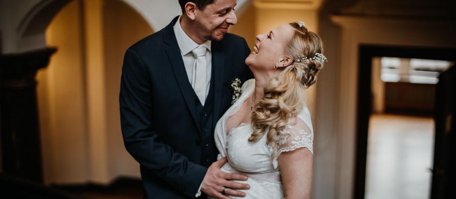 Die Hochzeit von Katy & Dennis
