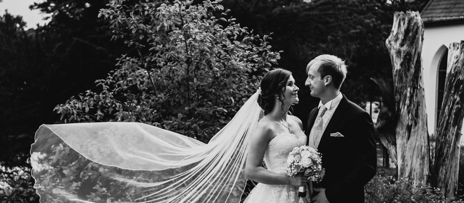 Die Hochzeit von Sarah & Christoph (mit Wedding-Trailer)
