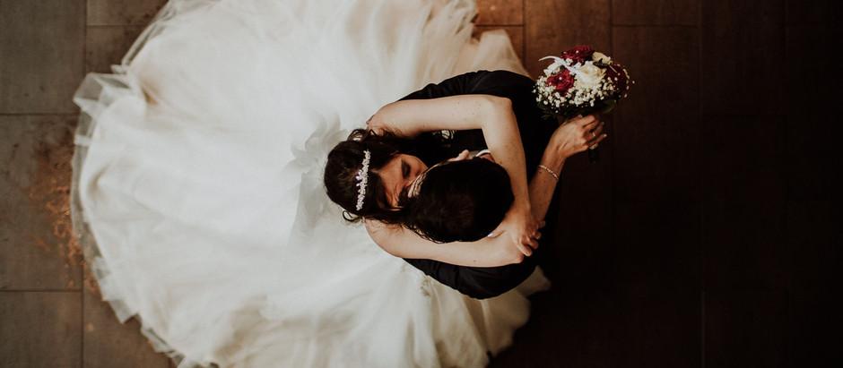 Die Hochzeit von Vanessa & Michael
