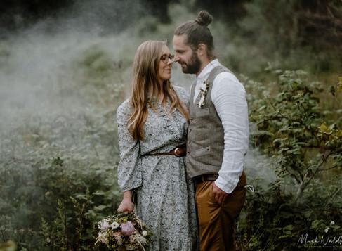 Saskia & Hagen: Hochzeit im Bürgerhaus Villa Vorsteher, Wetter | Henrichshütte, Hattingen