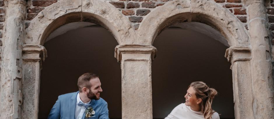 Katharina & Kai: standesamtliche Trauung im Schloss Horst, Gelsenkirchen