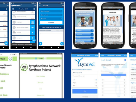 Mobile Apps for Lymphoedema