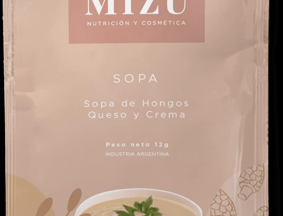 Sopa hongos free