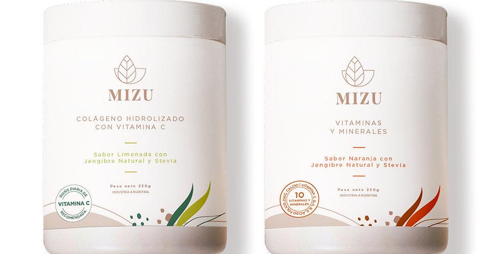 Immunity & Energy + Skin - Potes 250 gr