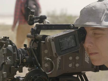 Sarah - the director of photography