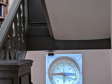 """Compass"" at Künstlerhaus Lukas"