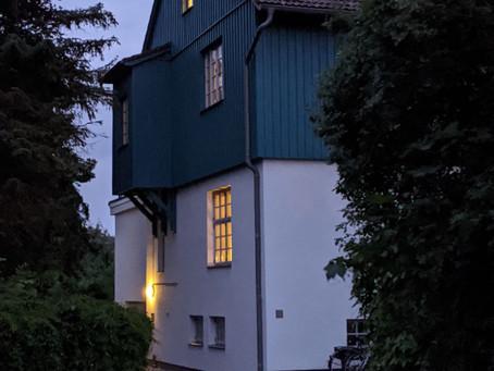 Artist in Residence at Künstlerhaus Lukas