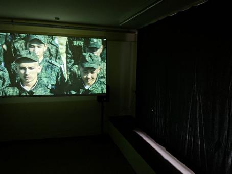 """""""Cadets"""" at Künstlerhaus Lukas"""