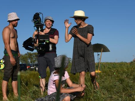 on the set (3)