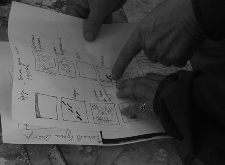 a short look at the storyboard