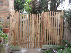 Fence & Gate, After