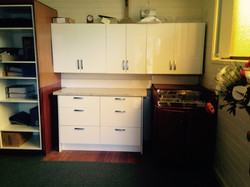 All New Cabinets