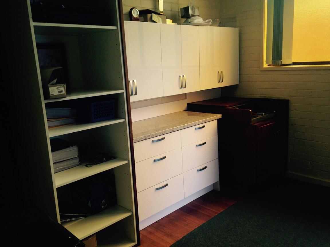 Al new Cabinets
