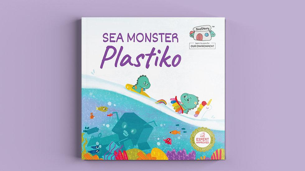 Sea Monster Plastiko