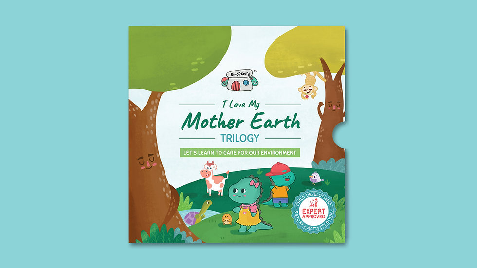 I Love My Mother Earth (3 Book Set)
