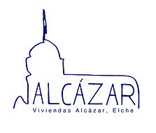 Logo Viviendas Alcázar