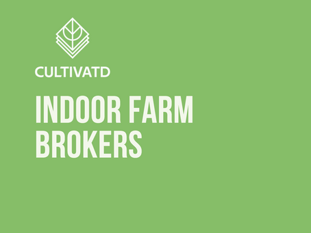 Cultivatd Launches As A New Vertical Farming Technology Brokerage