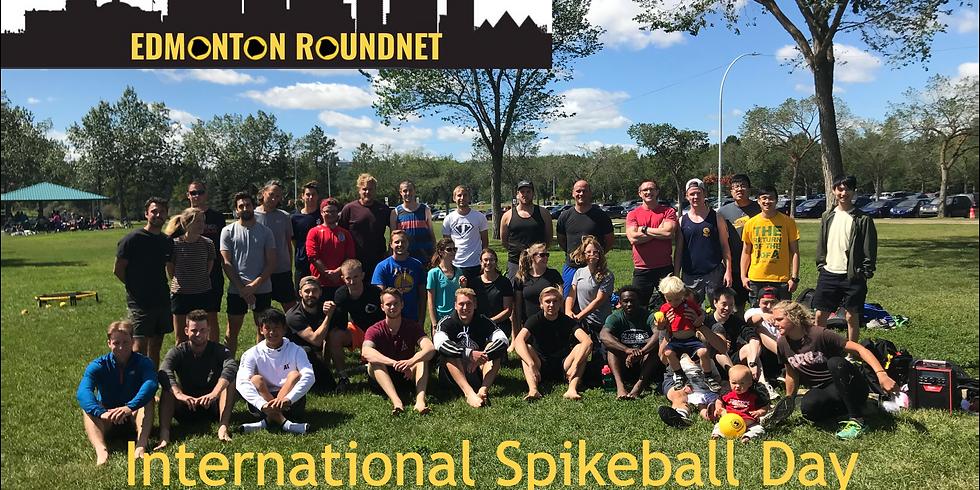 International Spikeball Day Tournaments