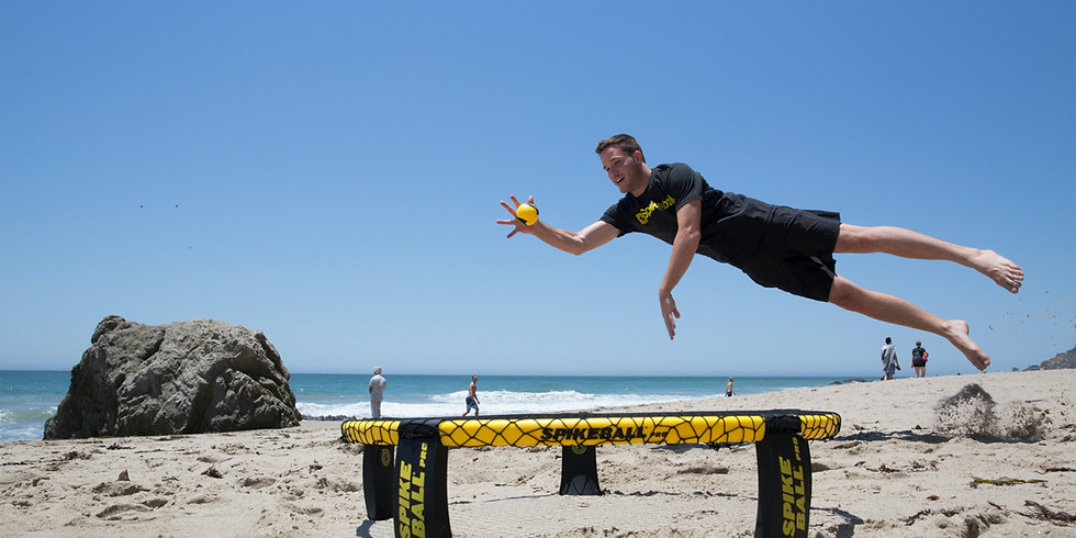 2nd Annual Charity (COED) Spikeball event