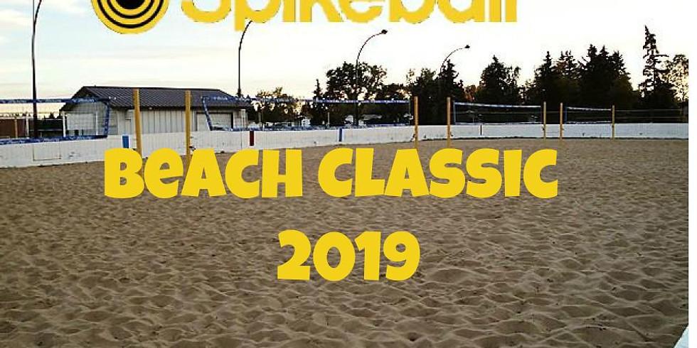Spikeball Beach Classic