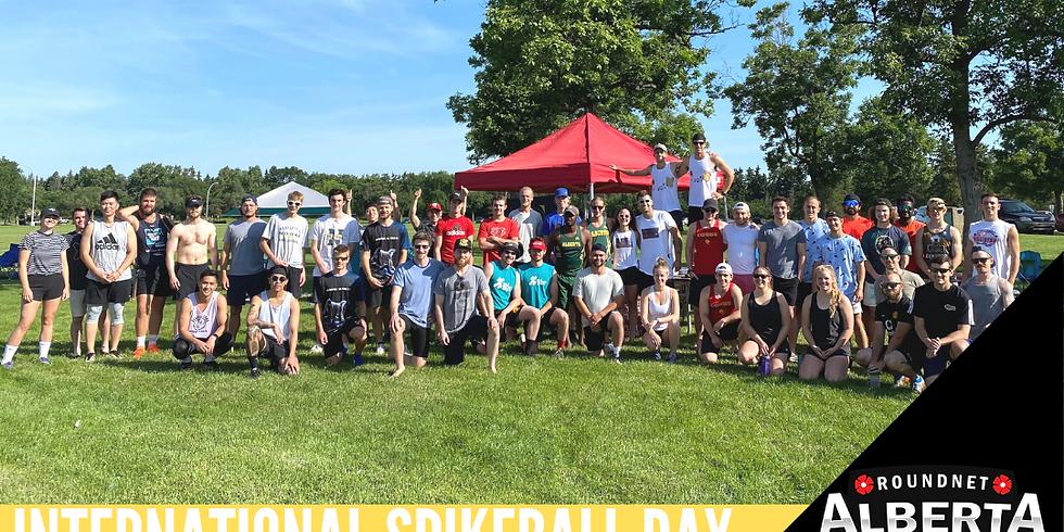 International Spikeball Day Tournament