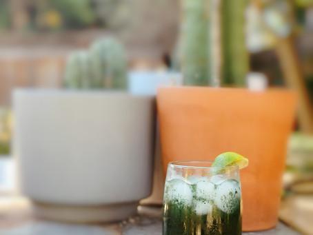 The Verde Margarita