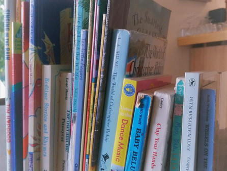 Musical Books for Babies