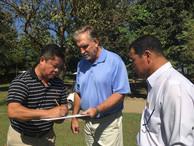 Kyi Hla Han Golf Architect Technical Advisory Singapore, Singapore