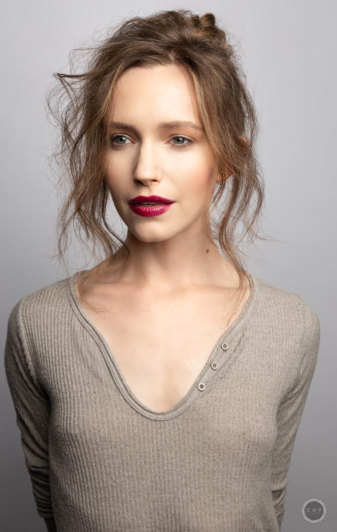 Dempsey Beauty Shoot - Katie