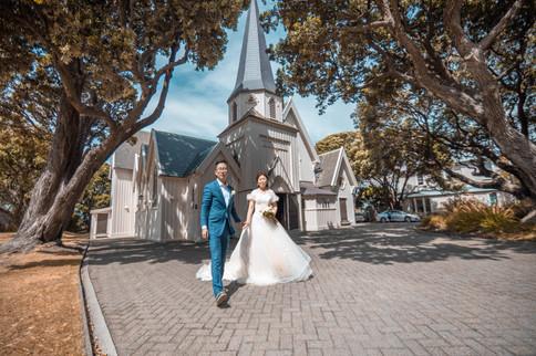 Wellington Wedding Photographer Beehive Prewedding.jpg.jpg
