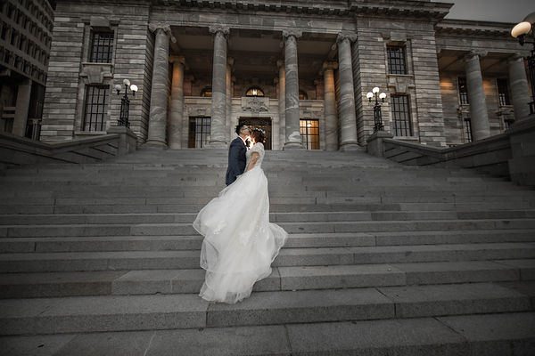 Beehive Wellington Wedding Photographer.
