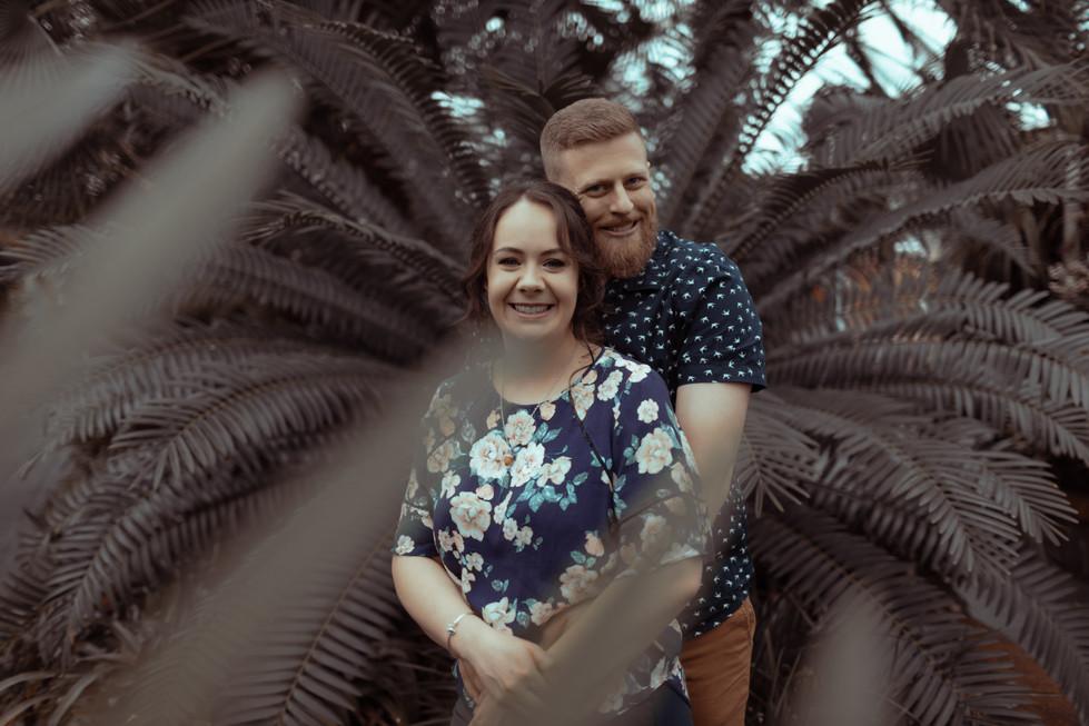Chris & Loran - Engagement Shoot - Botan