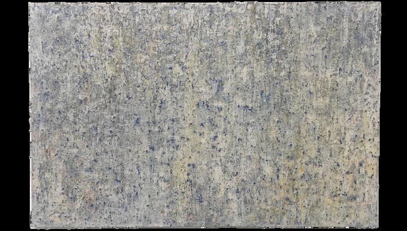 "ICE ORE, 2016, Mixed media on panel, 48"" X 68"""