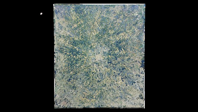 """SKY DIVE, 2016, Acrylic on canvas, 60"""" X 48"""""""