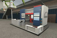 RENK AG _ Virtual booth _ Modest3D Xplor