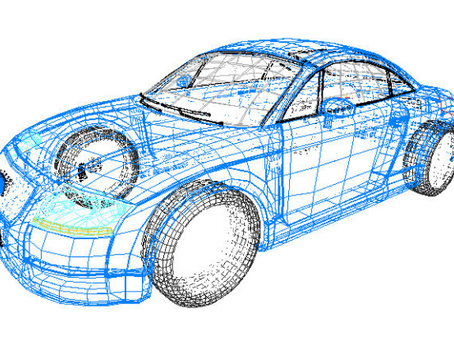 5 Methods Of Sourcing 3D Models for VR and AR Environments