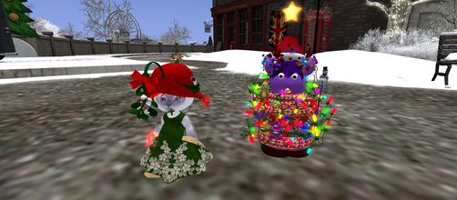 MadPea Magical Christmas Hunt for Enchanted Toys 2020