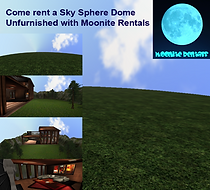 Moonite Rentals - Sky Sphere Domes with