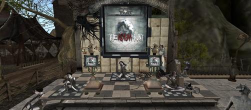 Death Row Designs (DRD) The Asylum Hunt and The Paynesworth Family Hunt 2020