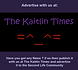 Advertise with The Kaitlin Times =^_^=.p
